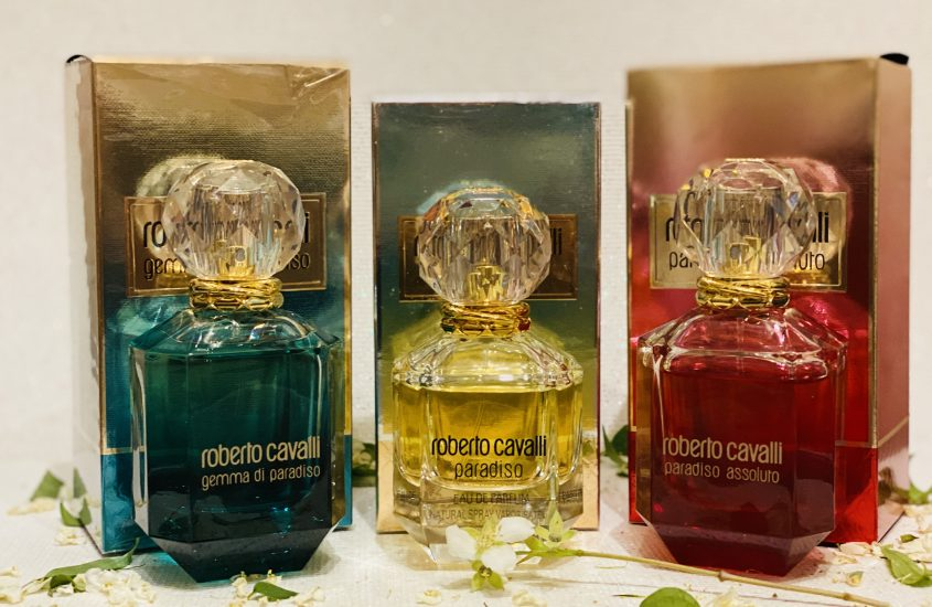 The scent of Paradise