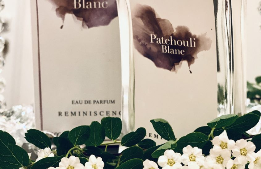 I think I had an obsession for Patchouli Blanc