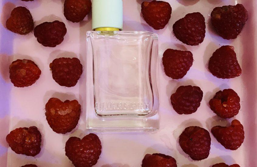 Raspberry in a bottle